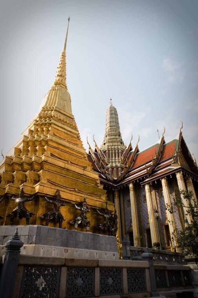 Pałac Królewski - Bangkok - wrażenia z Tajlandii