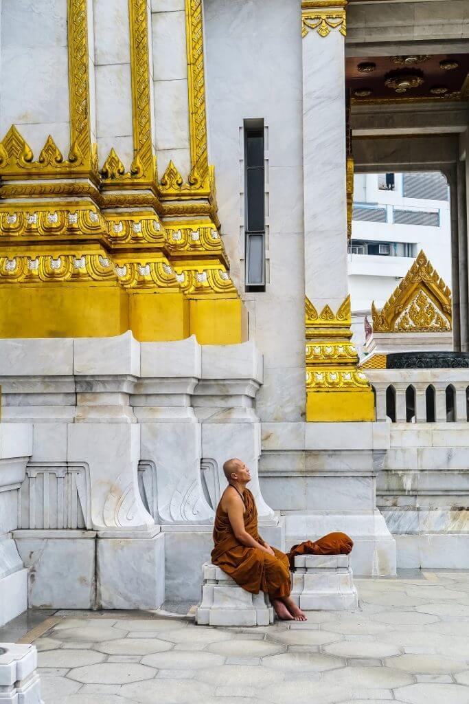 Mnich - Bangkok - Tajlandia - wrażenia z Tajlandii
