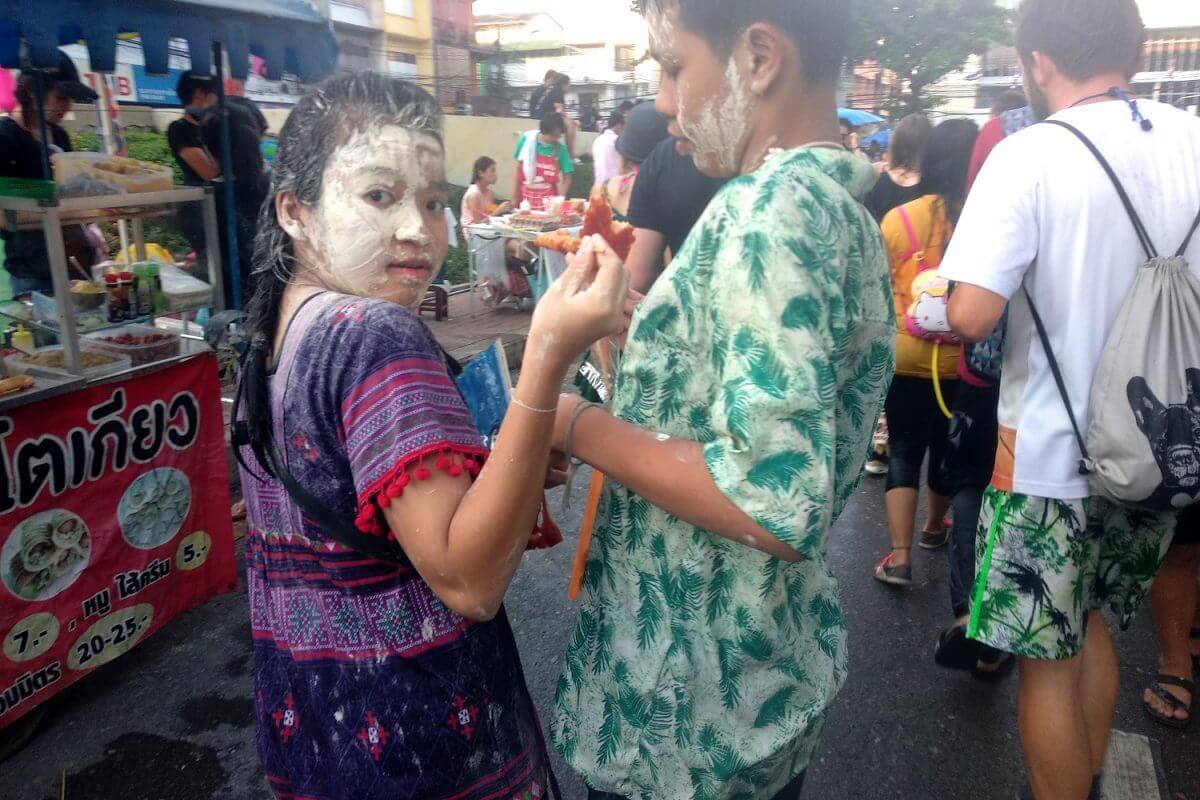 Songkran, czyli tajski Śmigus Dyngus
