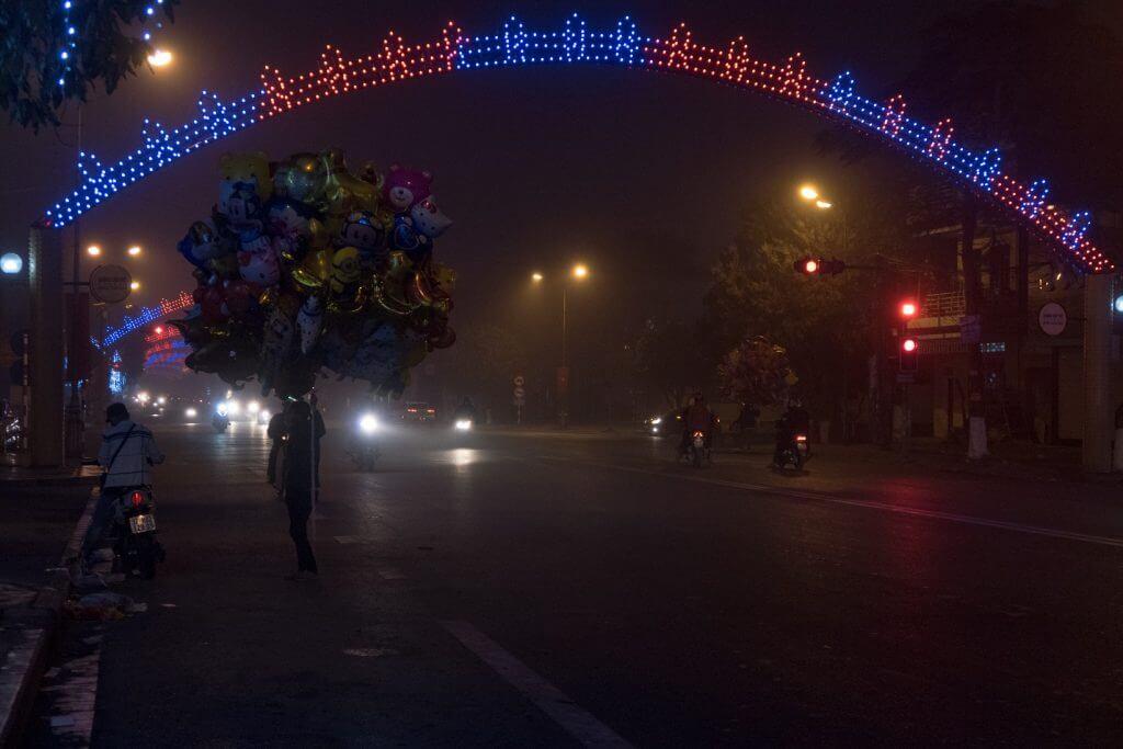 wietnam Tet wietnamski nowy rok vinh
