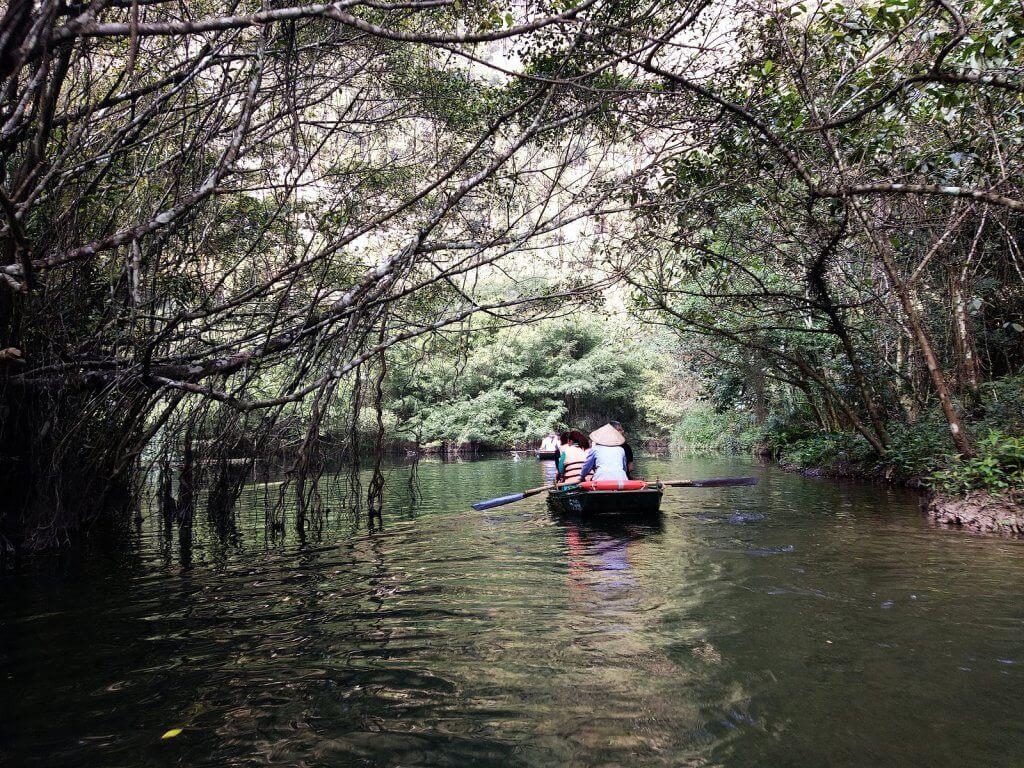 wietnam azja podróże trang an