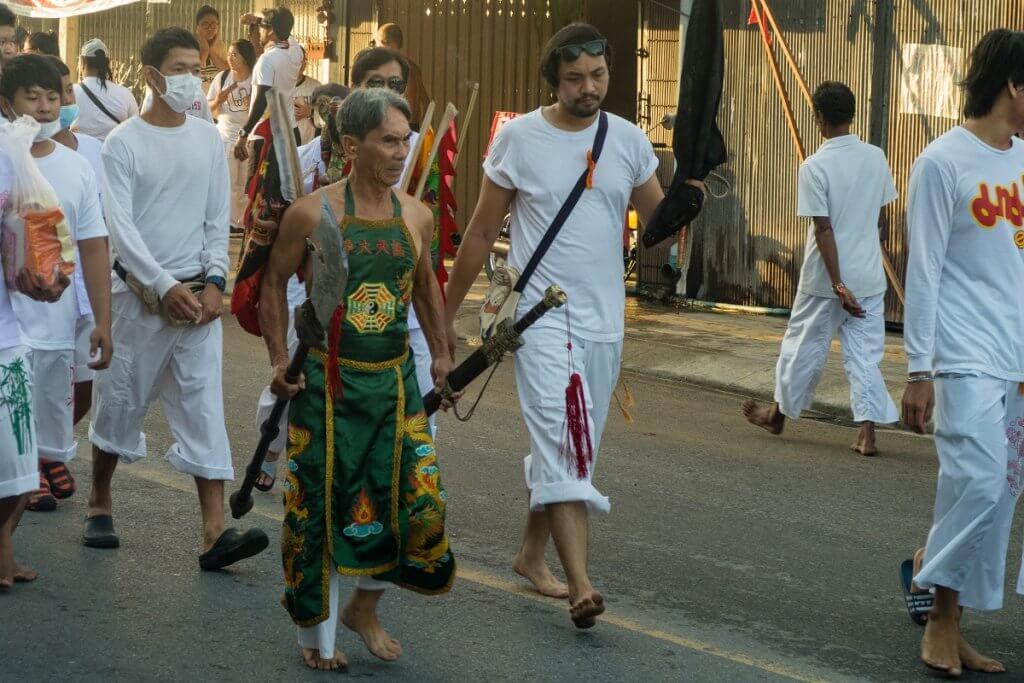 festiwal wegetariański phuket 2018