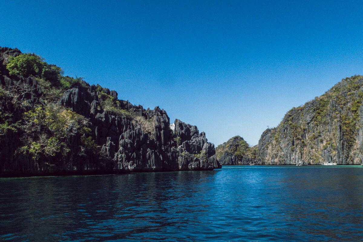 Coron island hopping nurkowanie filipiny